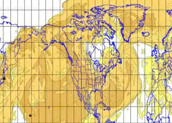 carte-france-fukushima-nuage-radioactif
