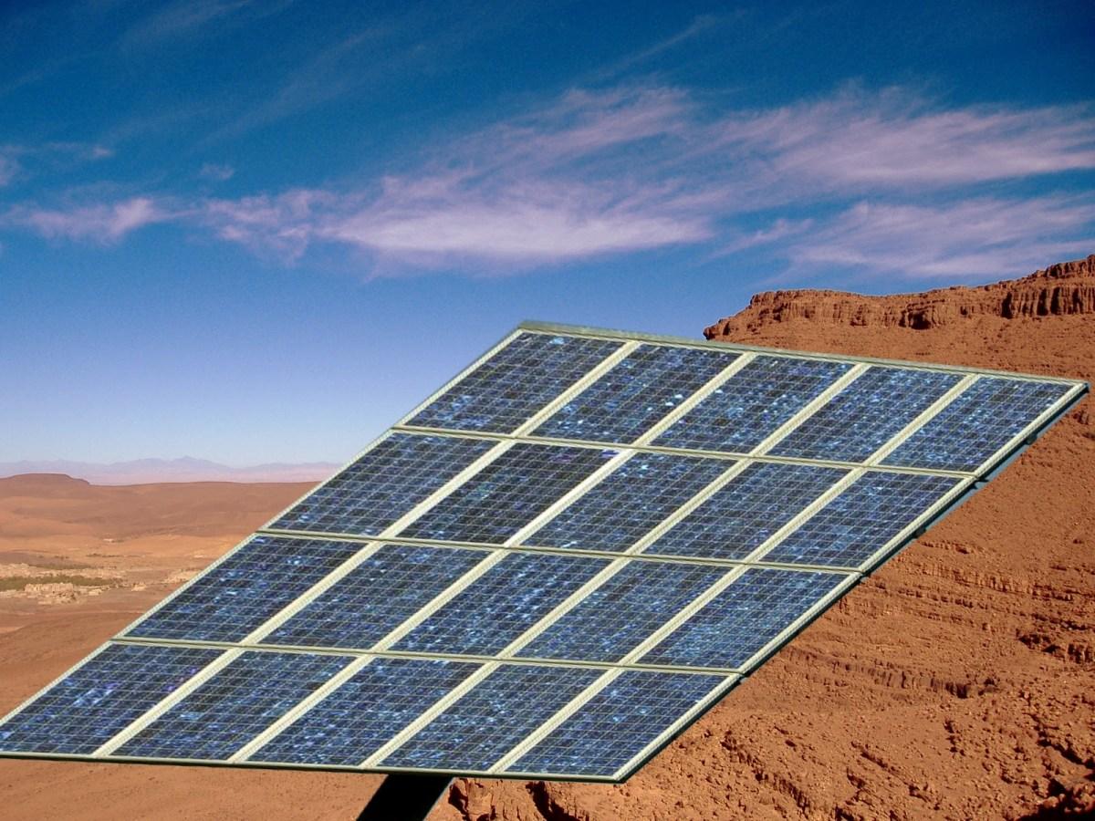 Au Maroc, la centrale solaire géante Noor s'apprête à ouvrir