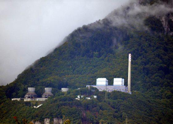 Suisse : la centrale à gaz de Chavalon opérationnelle en 2018