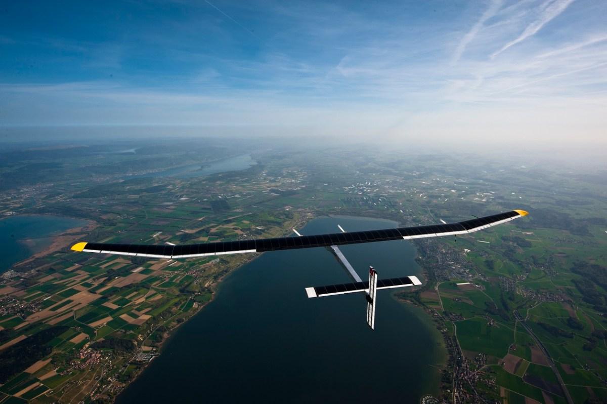 L'avion Solar Impulse 2 cloué au sol à cause de la météo