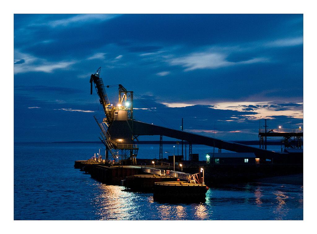 Les professionnels du pétrole manifestent au Havre