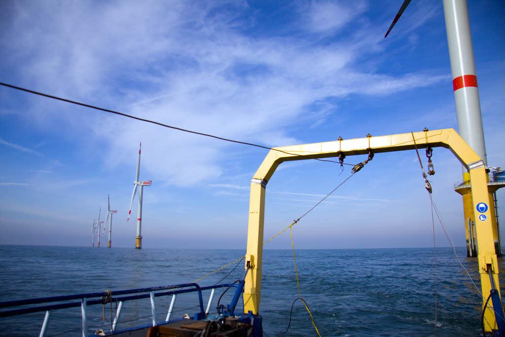 Belgique : le premier parc éolien en mer opérationnel