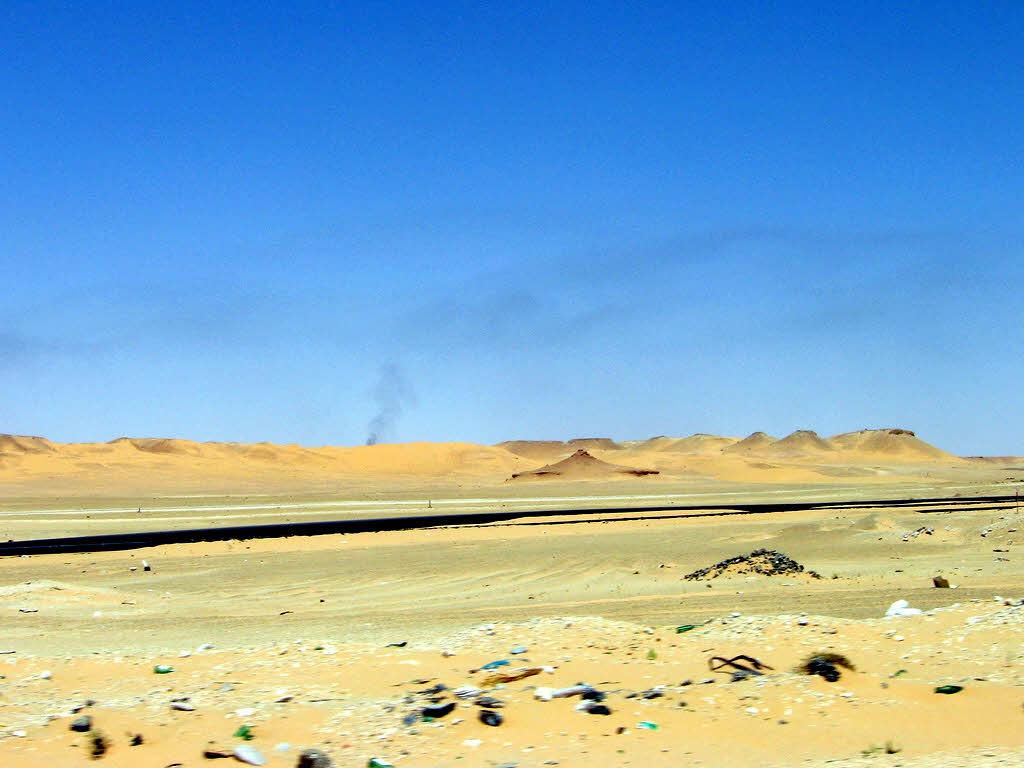 L'Algérie trop dépendante de son pétrole ?