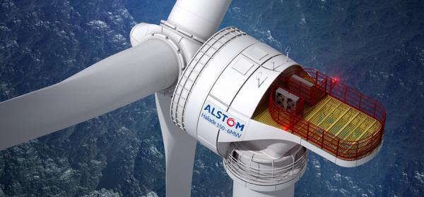 Éolien en mer : le site Alstom de Montoir gonfle ses effectifs