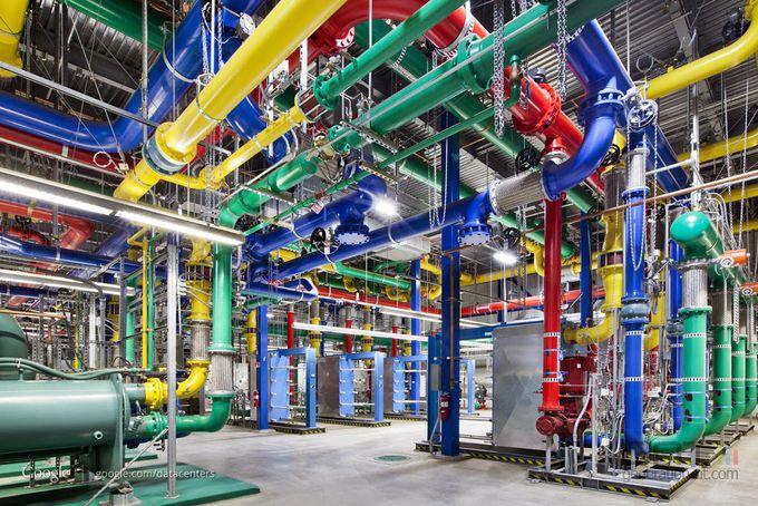 Google annonce vouloir utiliser davantage d'électricité verte