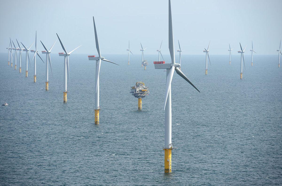 Le Royaume-Uni débloque 1,25 milliard pour l'éolien offshore