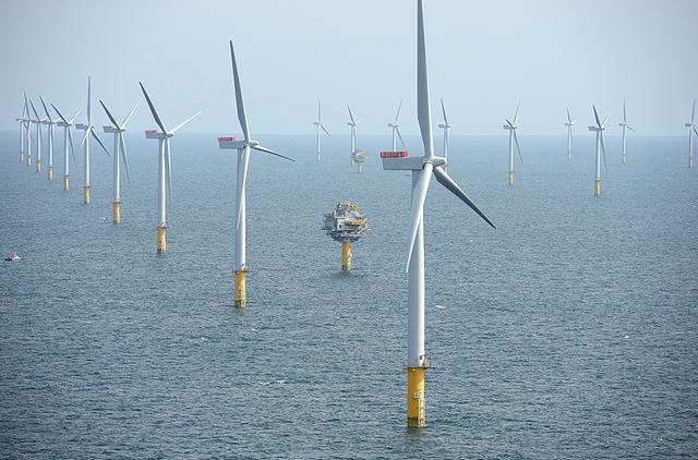 Éolien : Londres dit oui à une ferme offshore géante de 2,4 GW