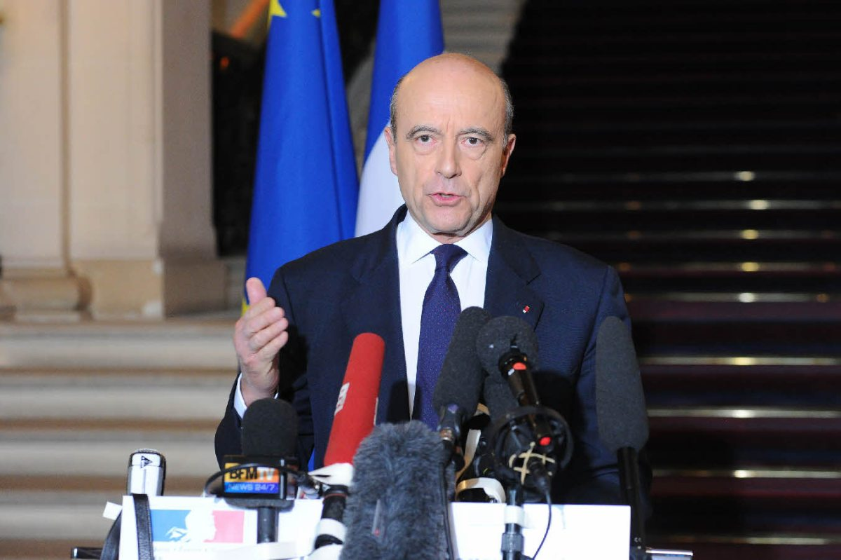 Alain Juppé favorable à l'exploration du gaz de schiste en France