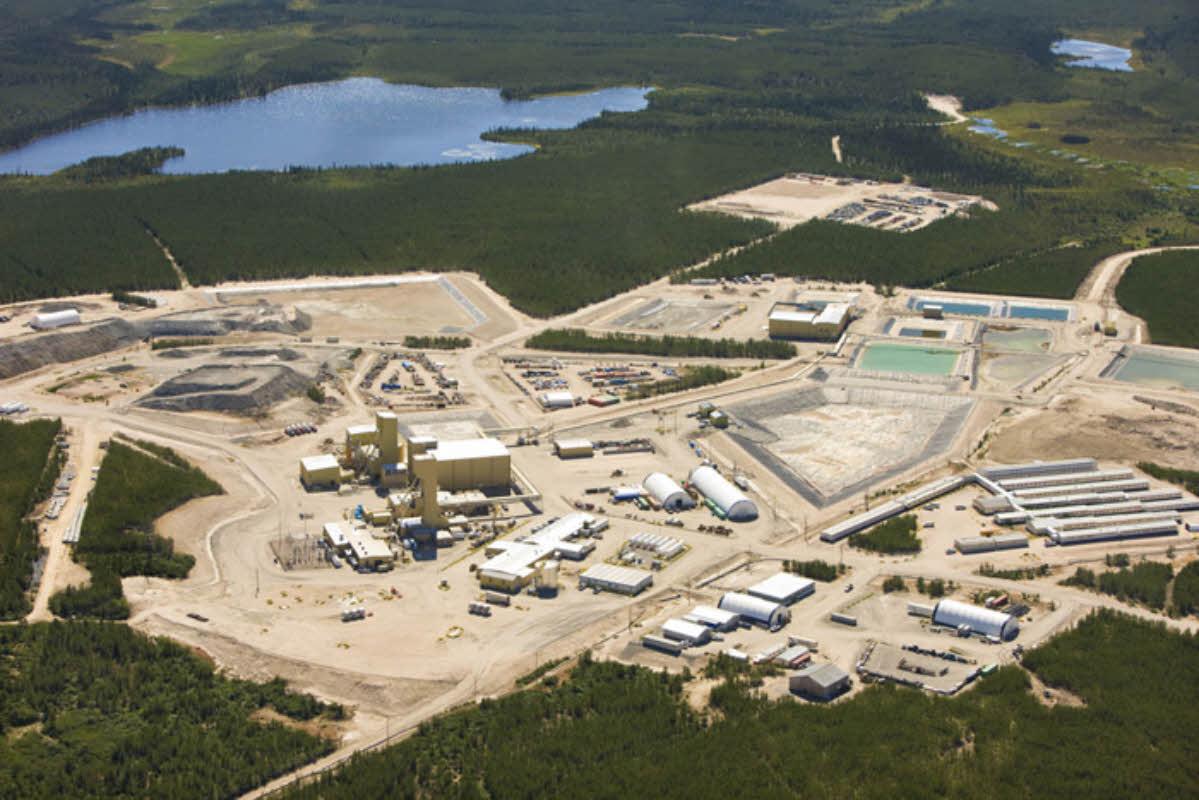 La mine d'uranium de Cigar Lake entre en exploitation commerciale