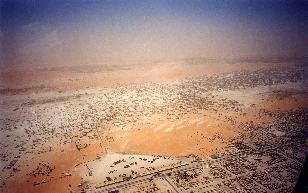 Mauritanie : une première ferme éolienne mise en service à quelques jours de la COP21