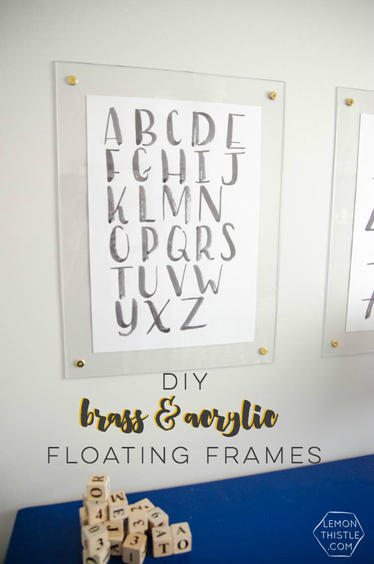 Large Of Acrylic Picture Frames