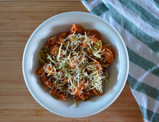 pasta fácil con tomate lidl