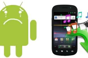 cara mengembalikan file yang hilang pada android