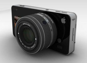 Iustrasi Kamera Apple. (Credit: http://petapixel.com)