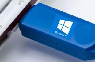 install windows 10 dari flashdisk