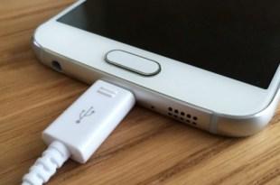 mengapa android lama pada saat charging