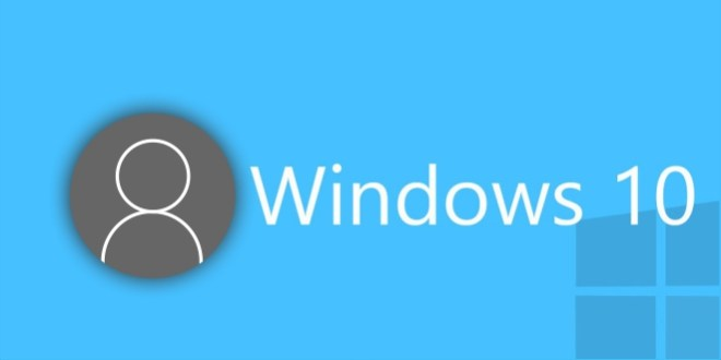 cara membuat user account baru windows 10