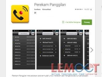 Perekam Panggilan Call Recorder