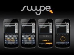 Aplikasi Keyboard Android  Swype
