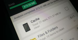 how to clear cache android