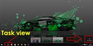 cara membuat Virtual Desktop baru - Lemoot