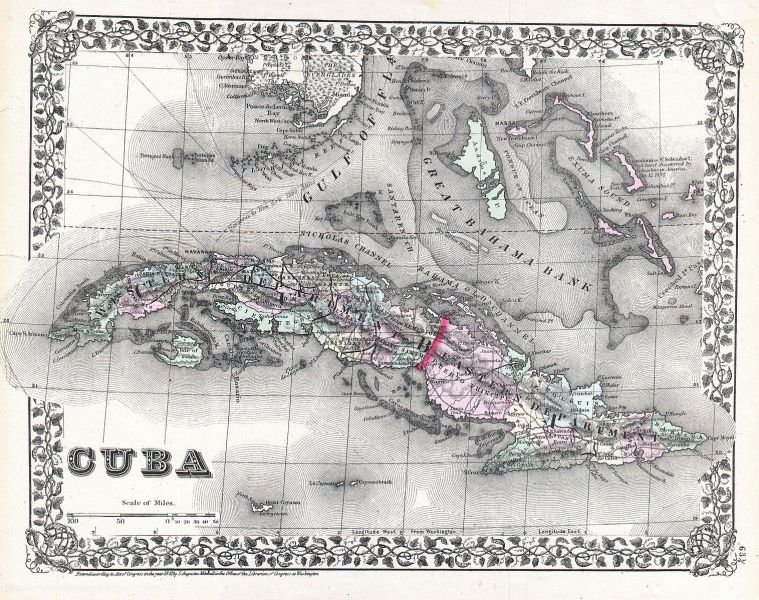 1872_Mitchell_Map_of_Cuba_and_the_Bahamas_-_Geographicus_-_Cuba-mitchell-1872