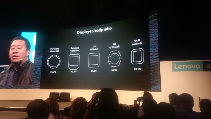 Moto 360 prezentace