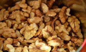 zdravé tuky v orechoch