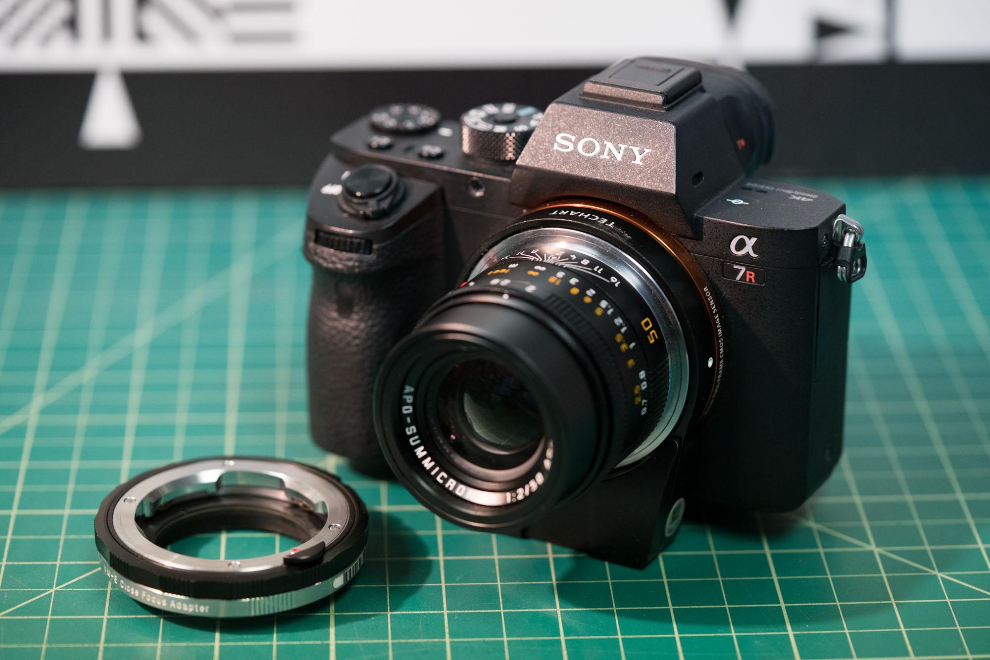 Wondrous Aperture Control Nikon To Canon Eos Lens Adapter Techart Adapter Lens Rentals Blog Nikon To Canon Lens Adapter dpreview Nikon To Canon Lens Adapter