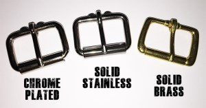 Lenwood Buckle Options