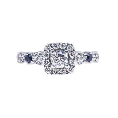 Medium Crop Of Vera Wang Engagement Rings