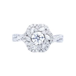 Small Of Vera Wang Engagement Ring