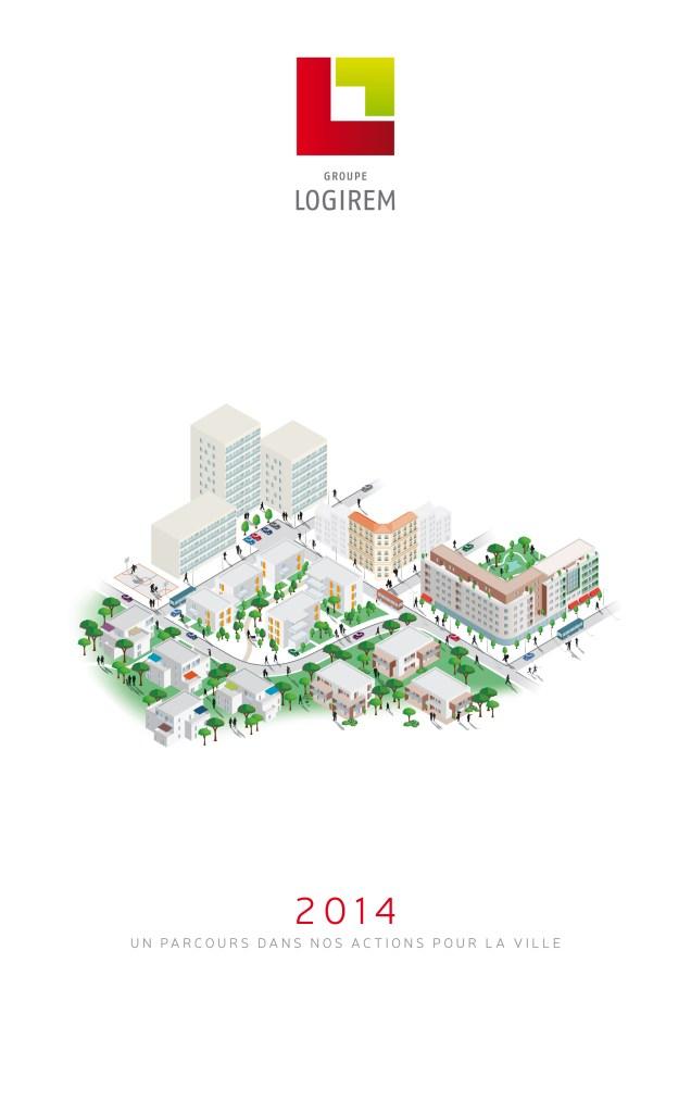 Logirem - Rapport d'activité 2014