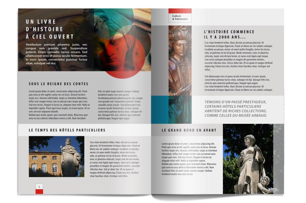 Brochure Office de Tourisme d'Aix en Provence