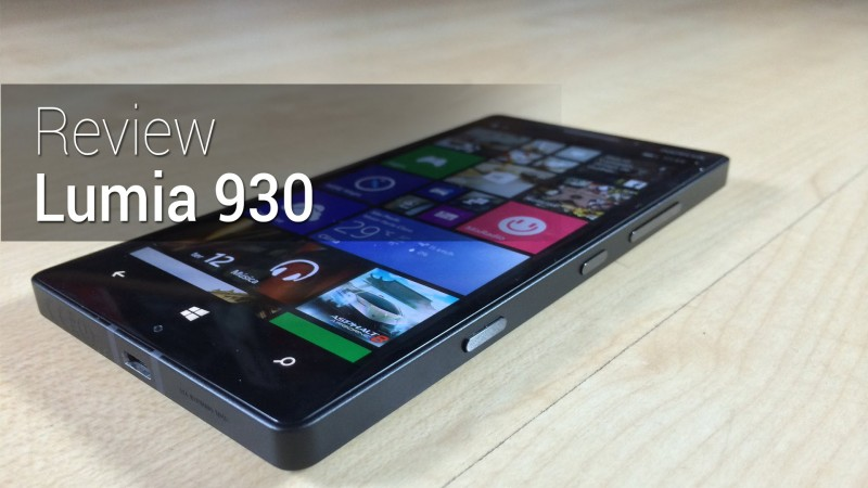Review Lumia 930