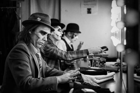 Jonas and The Tiger Lillies