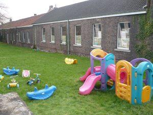 Jardin de la Crèche Le Petit Monde