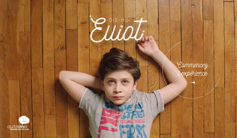 Dis-moi Elliot - lutte contre les préjugés sur l'autisme