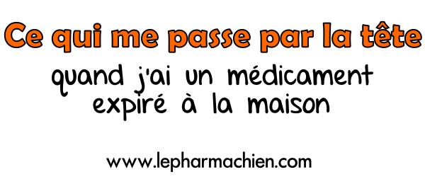 Dates d'expiration des médicaments (0)