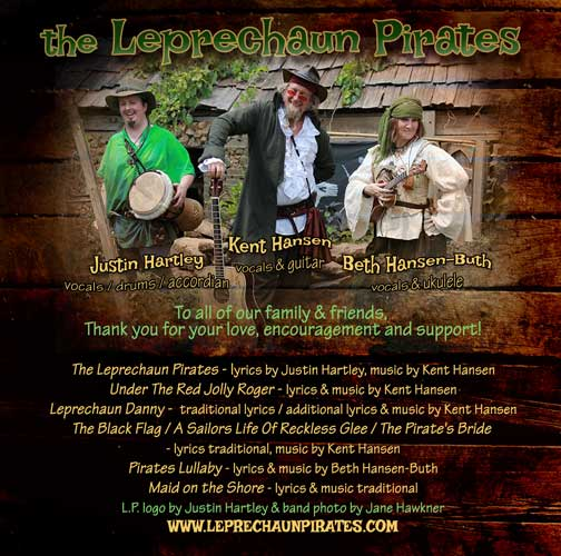 Leprechaun Pirates Pieces of Eight