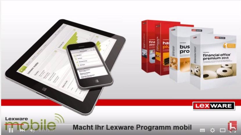 LexwareMobile für jahresaktuelle Warenwirtschaftsversionen