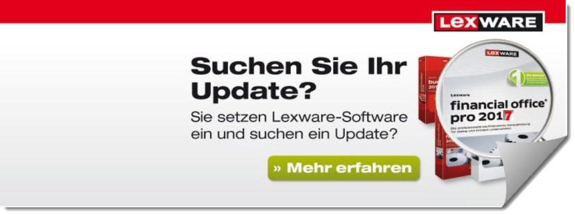 Platzhalter Updaetsuche Lexware Software 2017