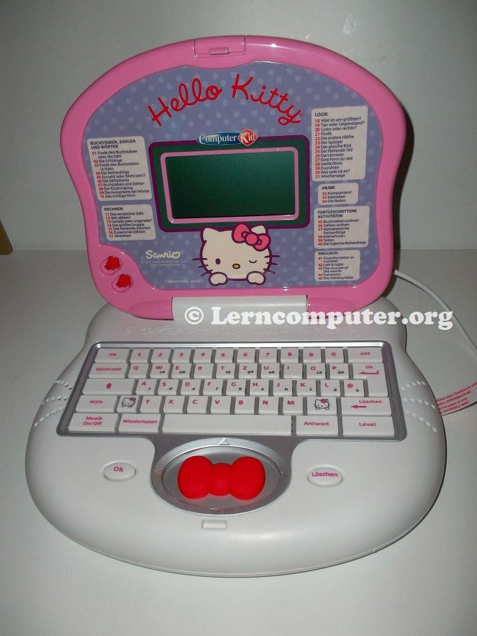 Clementoni Hello Kitty Laptop