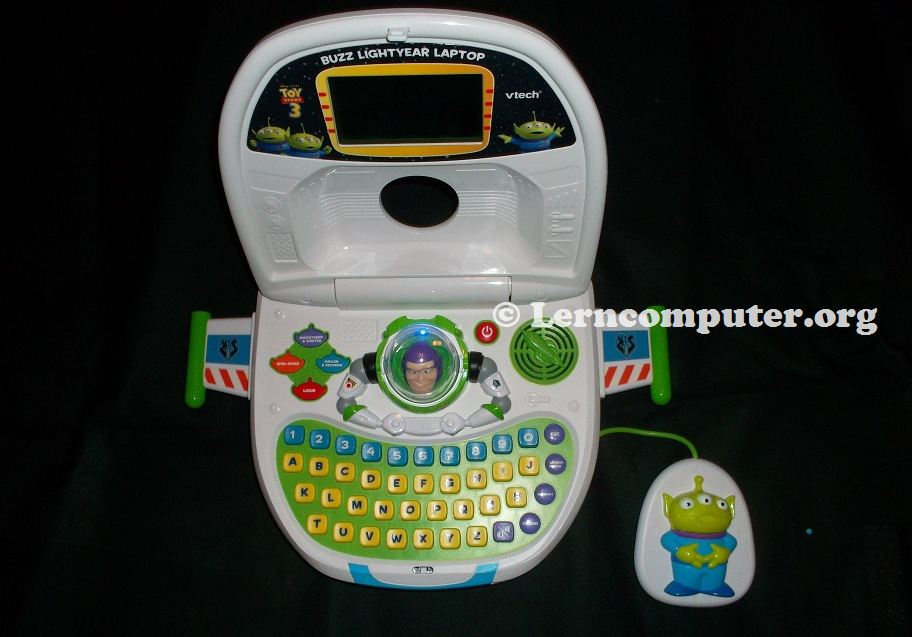 VTech Buzz Lightyear Laptop