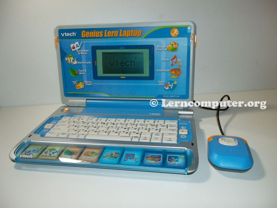 VTech Genius Lern Laptop
