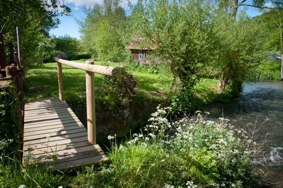 pont gîte les bruyères carré moyaux calvados normandie