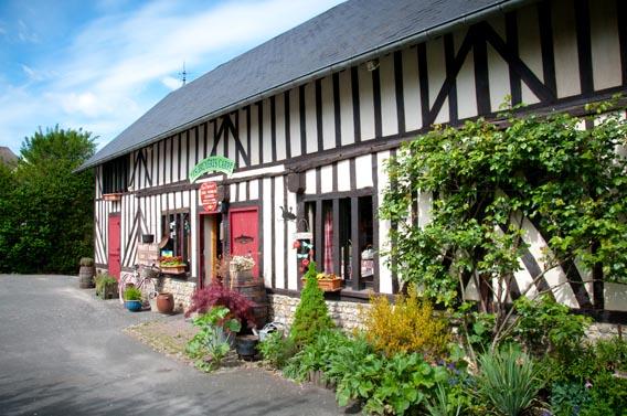boutique les bruyères carré moyaux calvados normandie