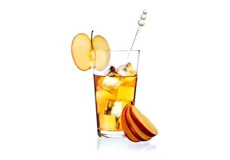 cocktail calvados pommeau pom doz
