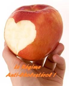 Régime alimentaire pour abaisser son cholestérol !
