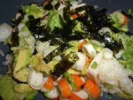 chirashi-surimi